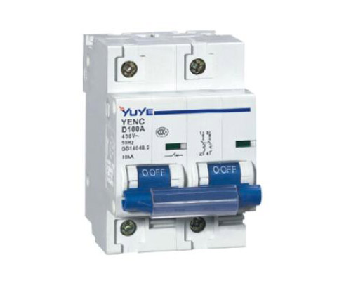 YENC-100(NC) 1P Mini Circuit Breaker