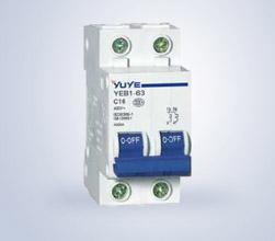 YEB1-63 Mini Circuit Breaker