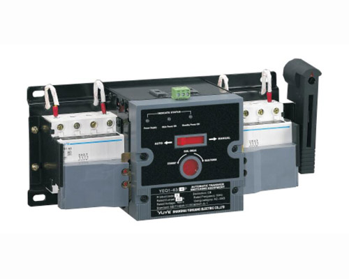 YEQ1-63X Dual power Automatic Transfer Switch