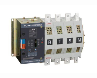 YES1-400N Dual power Automatic Transfer Switch