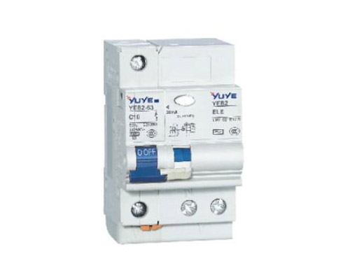 YEB2L-63(C65L) 3P Earth Leakage Circuit Breaker